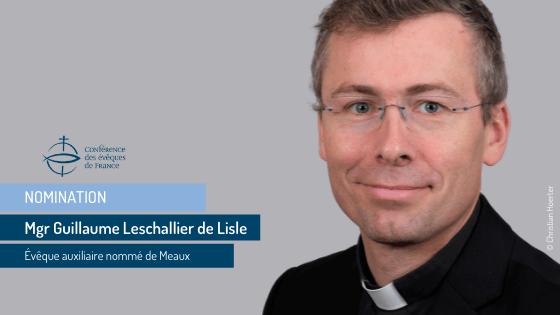 Mgr Leschallier de Lisle © Eglise catholique