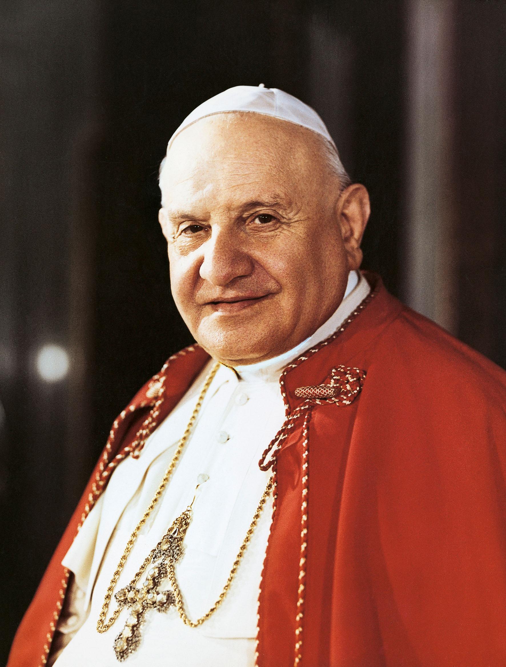 S. Jean XXIII © wikimedia commons / StJohnXXIIICommunity.com