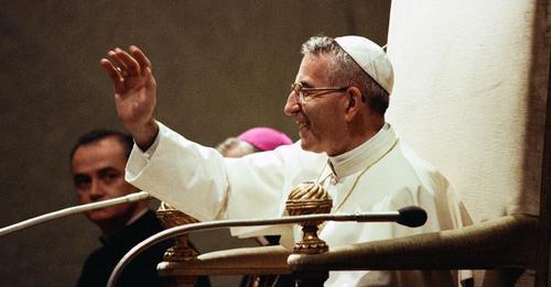 Jean-Paul Ier © Vatican News