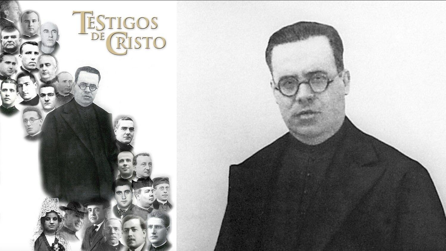 Le p. Juan Elias Medina et ses 126 compagnons, martyrs © Diocèse de Cordoue (Espagne)